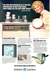 Click here to enlarge image and see more about item ad0294: General Electric Dishwasher Ad Debbie Reynolds