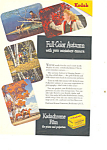 Click here to enlarge image and see more about item ad0310: Kodachrome Film Ad ad0310
