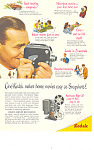 Click here to enlarge image and see more about item ad0311: Kodascope Eight-33 Ad