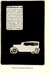 Click here to enlarge image and see more about item ad0313: Marmon 34 Ad Mar 1920