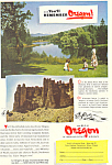 Click here to enlarge image and see more about item ad0322: Oregon Tourism Ad ad0322