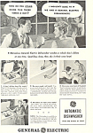General Electric Automatic  Dishwasher Ad ad0323