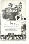 Click here to enlarge image and see more about item ad0332: Dumont Televison Ad
