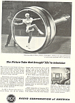 RCATelevison Picture Tube Ad ad0333