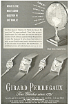 Girard Perregaux Fine Watches Ad ad0336