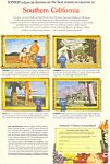 Click here to enlarge image and see more about item ad0341: Southern California Tourism Ad ad0341