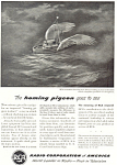 Click here to enlarge image and see more about item ad0343: RCA Loran Equipment  Ad ad0343
