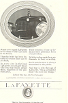 Click here to enlarge image and see more about item ad0350: Lafayette Open Cars Ad ad0350