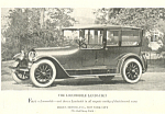 Click here to enlarge image and see more about item ad0351: Locomobile Landaulet Ad