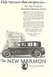 Click here to enlarge image and see more about item ad0359: Marmon 4 Door Sedan Ad ad0359