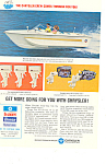 Click here to enlarge image and see more about item ad0375: Chrysler Outboard Boats  Ad ad0375