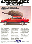 Click here to enlarge image and see more about item ad0400: Mercury Topaz 1984 Ad