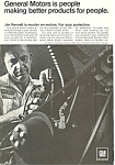 Click here to enlarge image and see more about item ad0423: General Motors Engine Tester  Ad ad0423