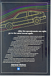 Click here to enlarge image and see more about item ad0424: General Motors Wind Tunnel  Ad ad0424