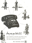 Click here to enlarge image and see more about item ad0431: Bell Telephone System  Ad