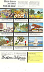 Click here to enlarge image and see more about item ad0436: Southern California Vacation Ad ad0436