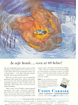 Click here to enlarge image and see more about item ad0443: Union Carbide Prestone Anti Freeze  Ad ad0443