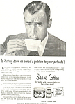 Click here to enlarge image and see more about item ad0444: Sanka Coffee  Ad