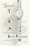Click here to enlarge image and see more about item ad0445: Girard Perregaux Gyromatic Watch  Ad ad0445