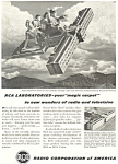 RCA Laboratories  Radio and Television Ad
