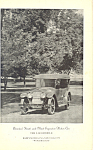 Click here to enlarge image and see more about item ad0463: Locomobile 1920 Ad