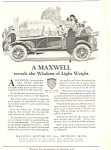 Click here to enlarge image and see more about item ad0480: Maxwell   1920 Ad ad0480