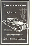 Click here to enlarge image and see more about item ad0488: Mercedes Benz 300d 1958 Ad ad0488