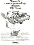 Click here to enlarge image and see more about item ad0500: Toyota Corolla Wagon Ad ad0500