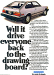 Click here to enlarge image and see more about item ad0516: Honda Accord 1981 Ad