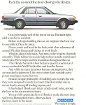 Click here to enlarge image and see more about item ad0517: Honda Accord 4-Door Sedan 1982 Ad