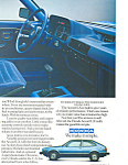 Click here to enlarge image and see more about item ad0518: Honda Accord LX 1981 Ad