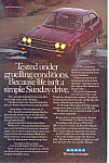 Click here to enlarge image and see more about item ad0522: Honda Accord 1981 Ad ad0522