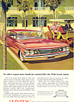 Click here to enlarge image and see more about item ad0544: Pontiac Safari Wagon Ad 1960
