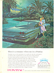 Click here to enlarge image and see more about item ad0555: Pontiac Ventura Sports Coupe   Ad 1960