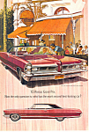 Pontiac Grand Prix 2-Door Hardtop Ad 1964