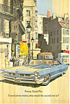 Click here to enlarge image and see more about item ad0562: Pontiac Grand Prix 2 Door Hardtop Ad 1965 ad0562