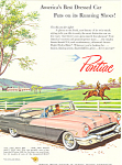 Click here to enlarge image and see more about item ad0563: Pontiac 860 2 Door Hardtop Ad 1956 ad0563