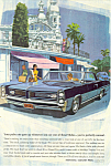 Click here to enlarge image and see more about item ad0569: Pontiac  Grand Prix 2-Door Hardtop Ad 1963 ad0569