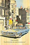 Click here to enlarge image and see more about item ad0570: Pontiac  Grand Prix 2 Door Hardtop Ad 1965 ad0570