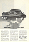 Click here to enlarge image and see more about item ad0573: MG Sports Sedan  Ad
