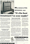 Click here to enlarge image and see more about item ad0574: Encyclopedia Britannica Inc Ad ad0574