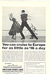 Click here to enlarge image and see more about item ad0594: American Export Lines SS Atlantic Ad ad0594
