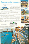 Click here to enlarge image and see more about item ad0598: Delta Line Southern Seas Cruises Ad ad0598