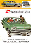 Click here to enlarge image and see more about item ad0653: 1960-Chrysler Wagons Full Line Ad