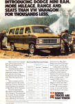Click here to enlarge image and see more about item ad0667: Mini 250 Ram Wagon AD ad0667