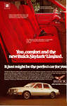Click here to enlarge image and see more about item ad0675: Buick Skylark Limited
