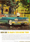 Click here to enlarge image and see more about item ad0696: 1960 Cadillac Coupe de Ville ad0696