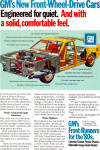 Click here to enlarge image and see more about item ad0716: GM's New Front Wheel-Drive Cars ad0716