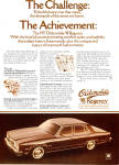 Click here to enlarge image and see more about item ad0722: 1977 Oldsmobile Ninety Eight Regency ad0722