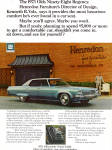 Click here to enlarge image and see more about item ad0733: 1973 Ninety Eight Regency Oldsmobile ad0733